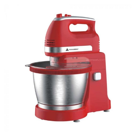 Picture of Hanabishi HHMB-1600SS Stand Mixer with Self Rotating Bowl, 172128