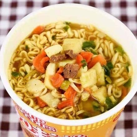 Picture of Heweidao Instant noodles,flavor(Seafood flavor, spicy seafood, spicy beef, pork bone soup, seafood in XO sauce, mushroom chicken, shrimp flavor),1 cup, 1*12 cup|合味道杯面(海鲜风味,香辣海鲜,香辣牛肉,猪骨浓汤,XO酱海鲜,香菇鸡肉,虾仁风味)70-80g,1杯,1*12杯