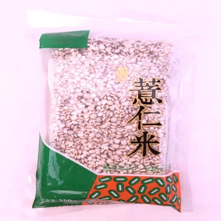 Picture of Houjueke Select Barley Rice 350g,1 pack, 1*30 pack|侯爵客精选薏仁米350g,1包,1*30包
