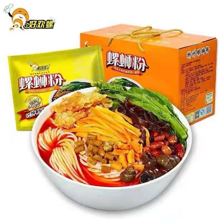 Picture of Haohuanluo snail noodles 400g,1 pack, 1*24 pack|好欢螺螺蛳粉400g,1包,1*24包